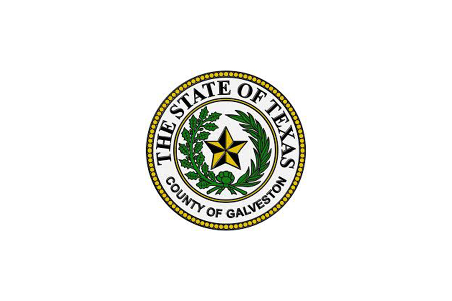 Galveston County Texas Seal